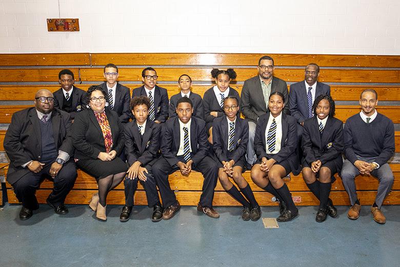 Robotics Class At CMS Bermuda Jan 30 2019 (2)
