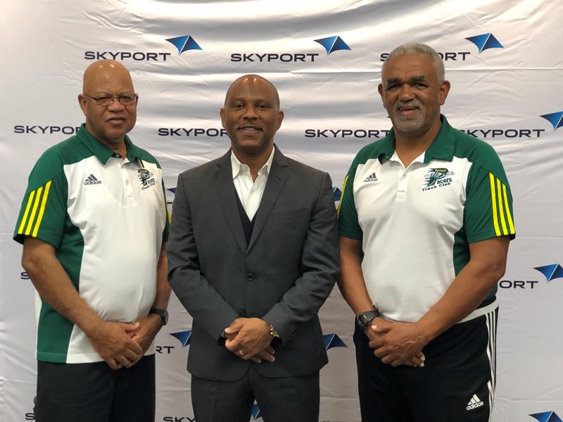 Skyport Magic Mile Bermuda January 2019