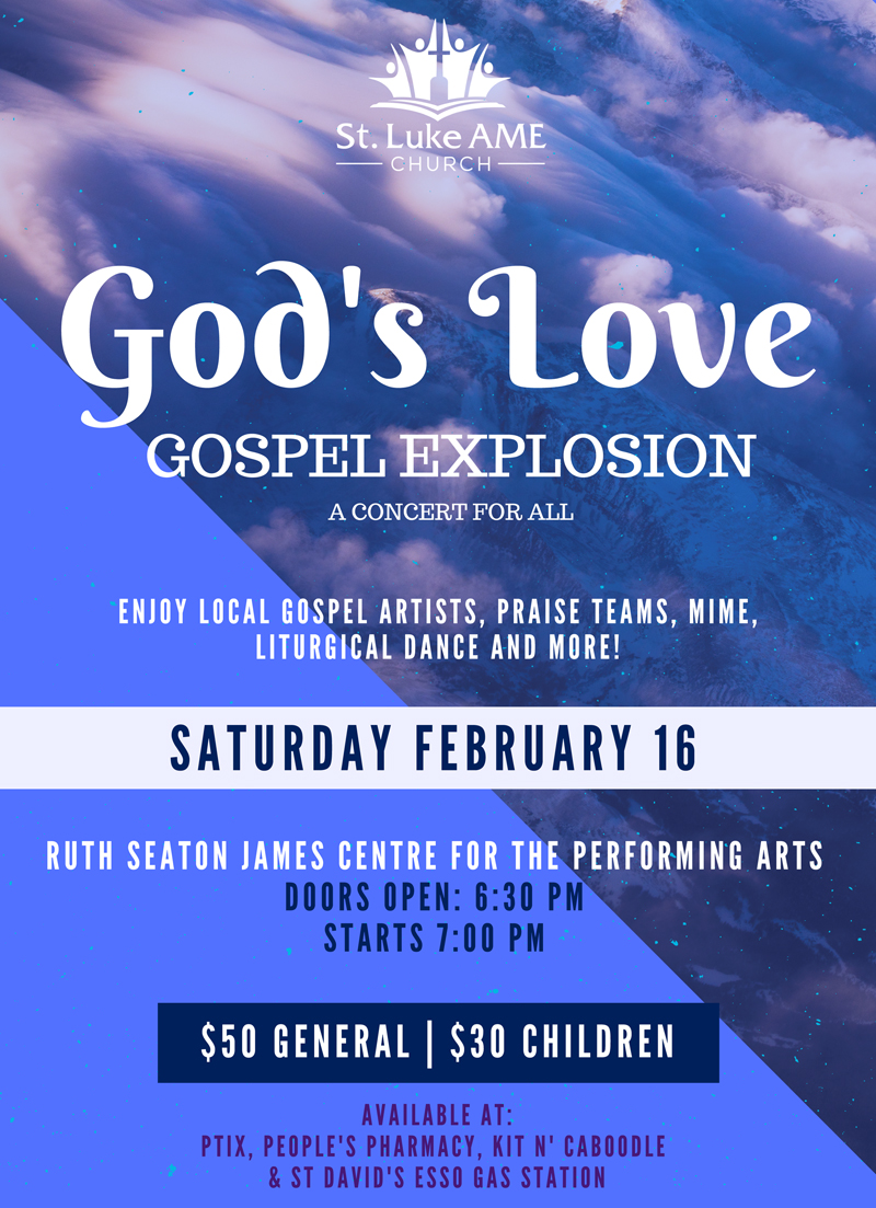 St Luke Gospel Explosion FINAL