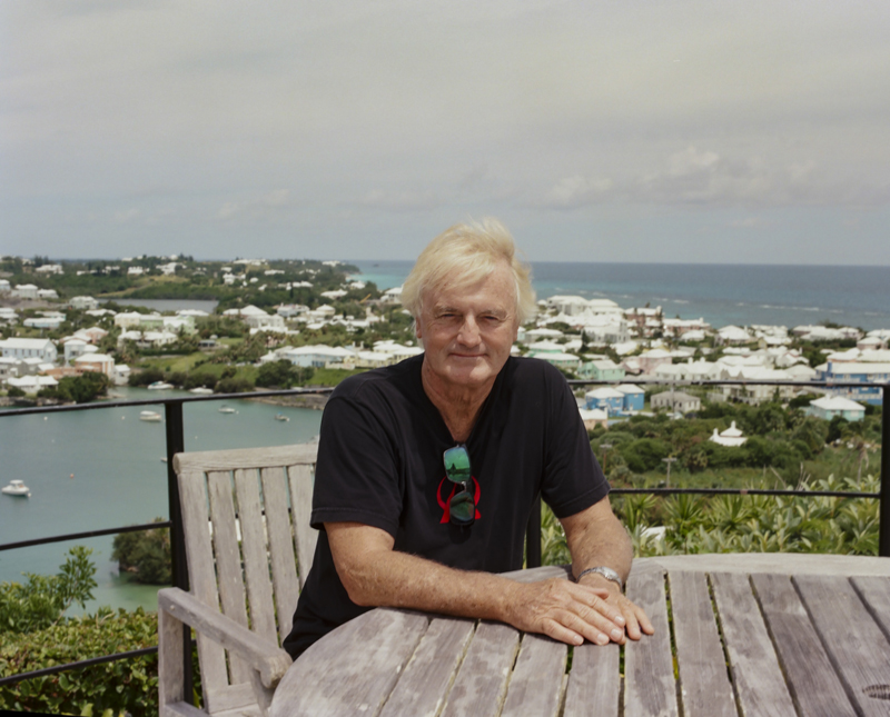 Tony Branon Bermuda January 2019