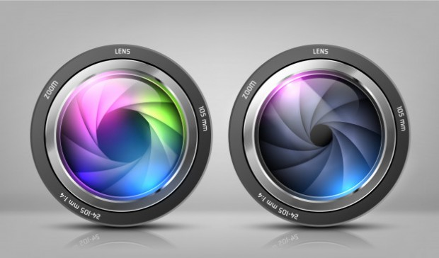 realistic-clipart-with-two-camera-lenses-photo-objectives-with-zoom_1441-2465