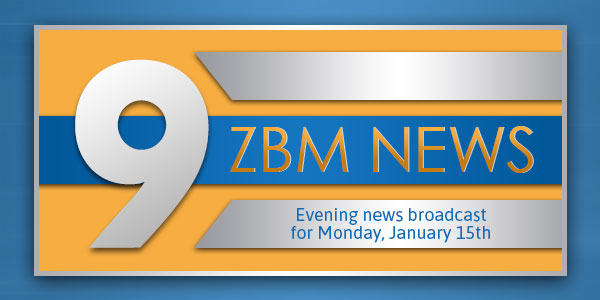 zbm 9 news Bermuda January 15 2018 tc