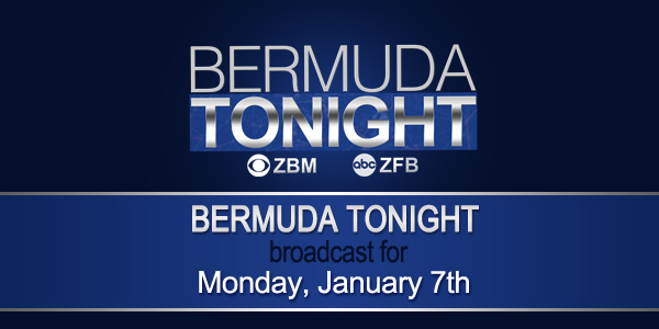 zbm 9 news Bermuda January 7 2019 TC