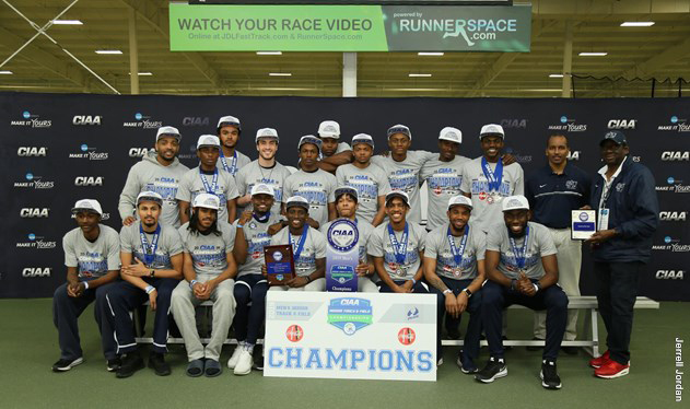 2019 CIAA Indoor Track & Field Champs