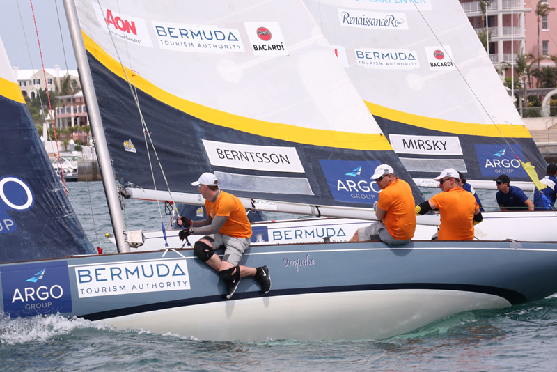 Argo Group Gold Cup Bermuda Feb 2019