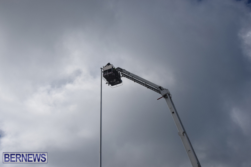 BFRS Flagpole Bermuda February 8 2019 (1)