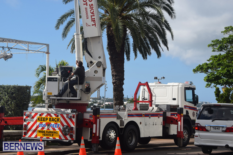 BFRS Flagpole Bermuda February 8 2019 (2)