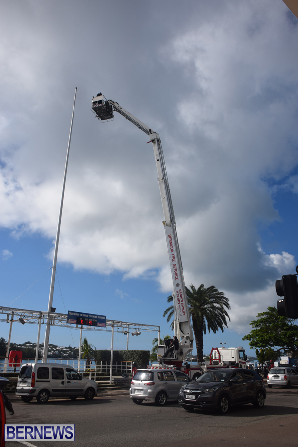 BFRS Flagpole Bermuda February 8 2019 (6)