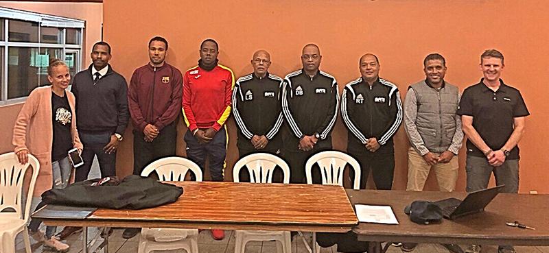 Bermuda Football Coaches Association Feb 12 2019
