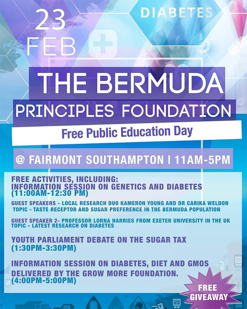 Bermuda Principles Foundation Feb 18 2019