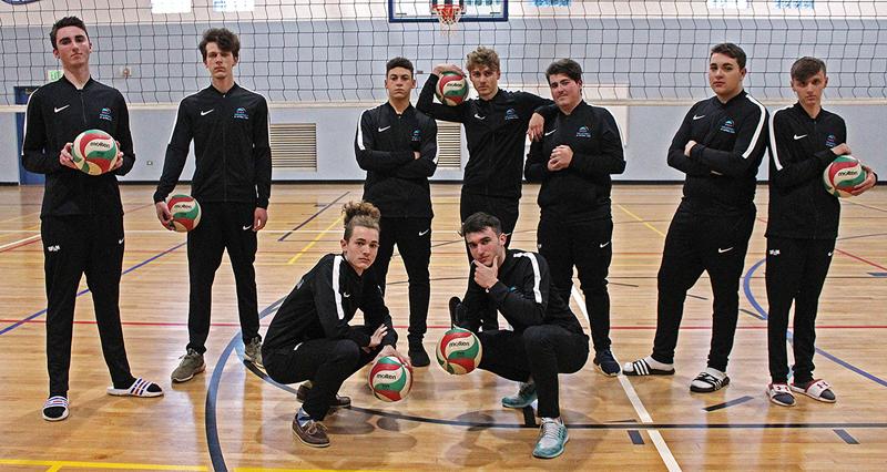Bermuda Volleyball Junior National Team February 2019 (1)