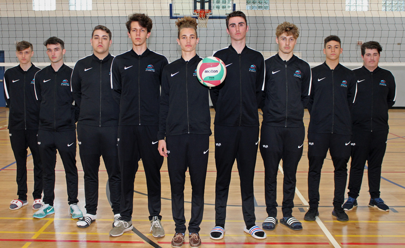 Bermuda Volleyball Junior National Team February 2019 (2)