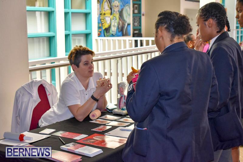 CedarBridge Academy Health Fair Bermuda, January 31 2019-0377