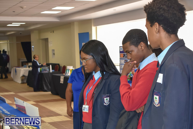 CedarBridge Academy Health Fair Bermuda, January 31 2019-0386