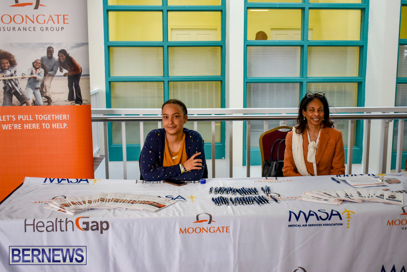 CedarBridge Academy Health Fair Bermuda, January 31 2019-0402