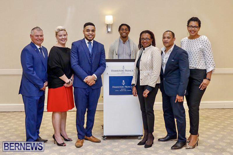 Generation Next Press Conference Bermuda February 7 2019