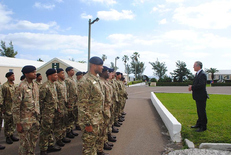 Gov Regiment Bermuda Feb 19 2019 3