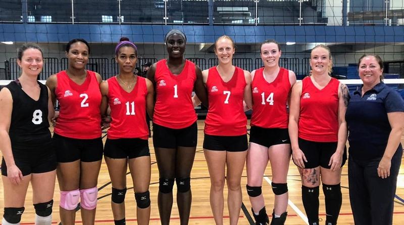 Indoor Volleyball Tournament (2)