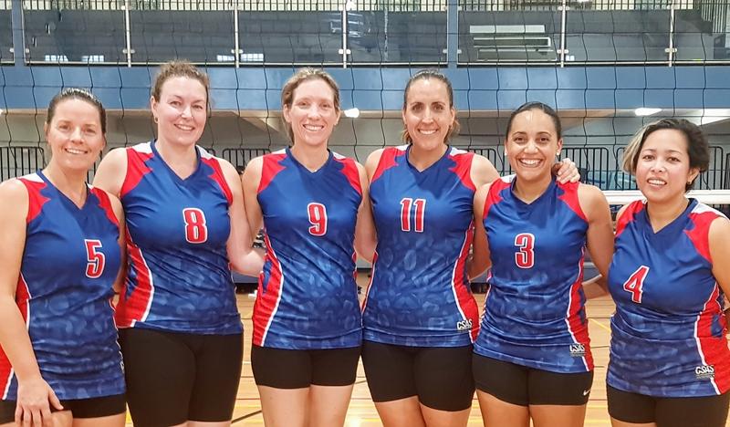 Indoor Volleyball Tournament (3)