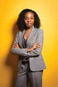 Kimberley Caines-Best Bermuda February 2019