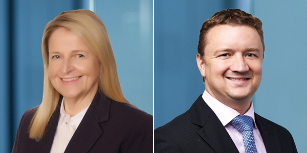 Mary Ward and Adam Bathgate Bermuda Feb 2019