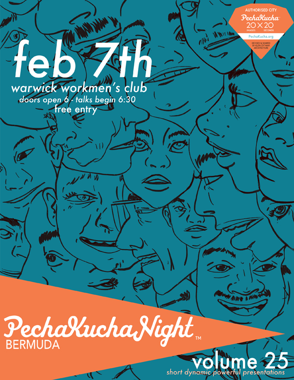 PechaKucha Night Bermuda February 2019