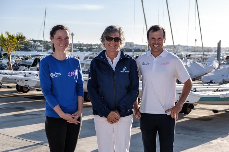Pitcher, Gray and Herbert-Evans Bermuda February 2019