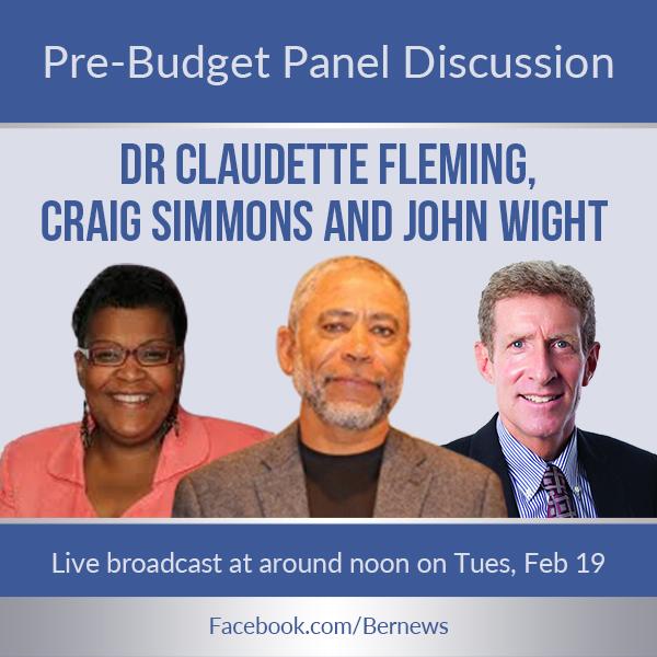 Pre-Budget Panel Discussion 2019 pre