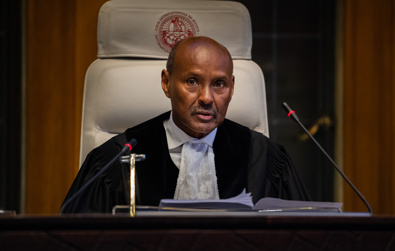 President of the Court, HE Judge Abdulqawi Ahmed Yusuf Feb 2019