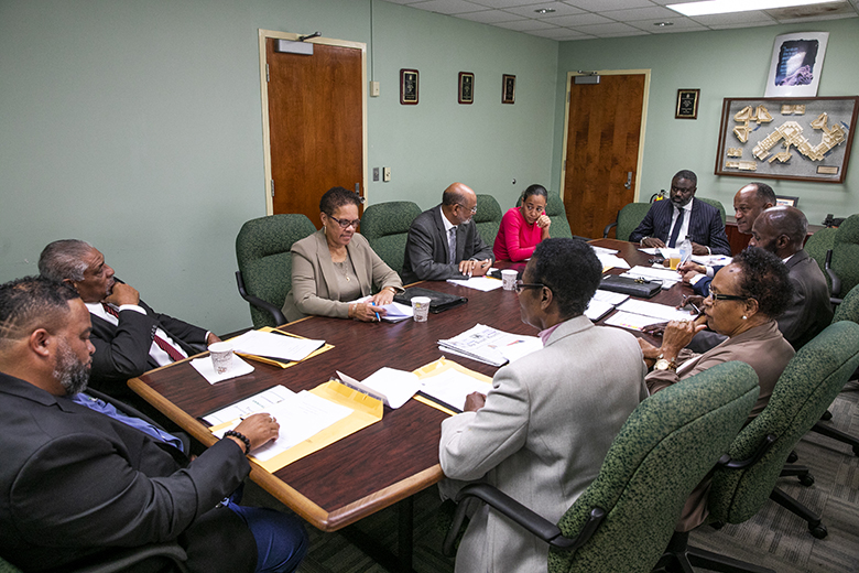 Prisons Treatment of Offenders Board meeting Bermuda Feb 2019 (3)