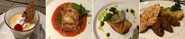 Restaurant weeks review Bermuda Jan 31 2019