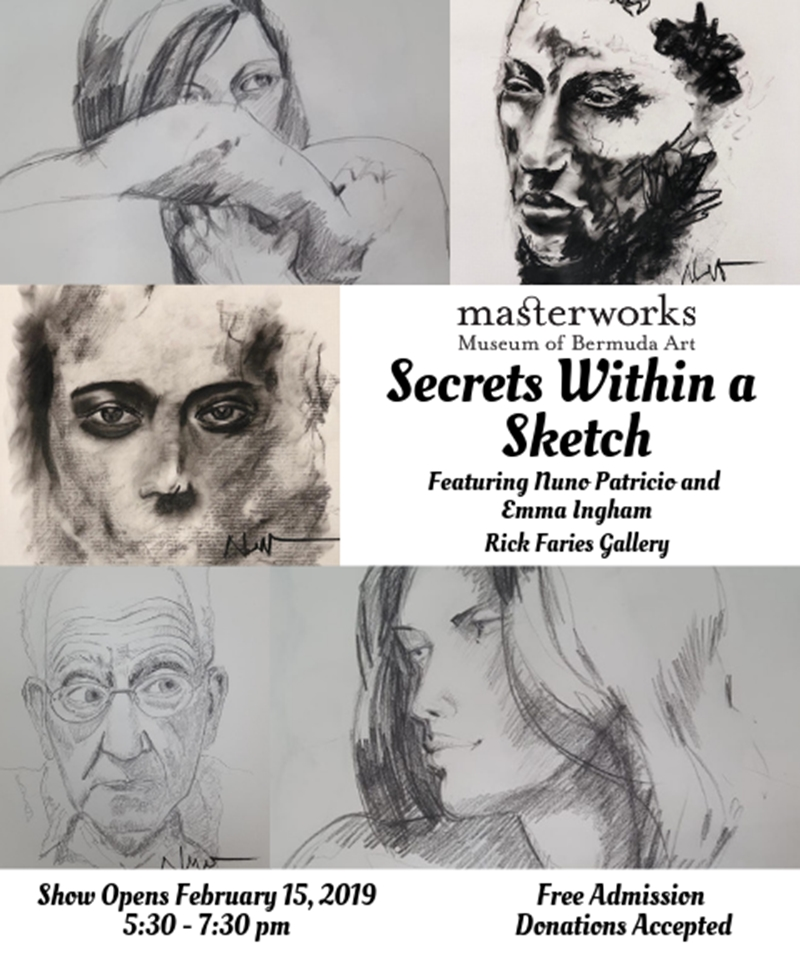 Secrets Within a Sketch Show Opening-5X7-Feb 15 (1)