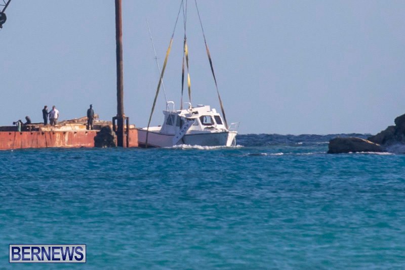 Sunken Fishing Boat Bermuda, February 11 2019-8581
