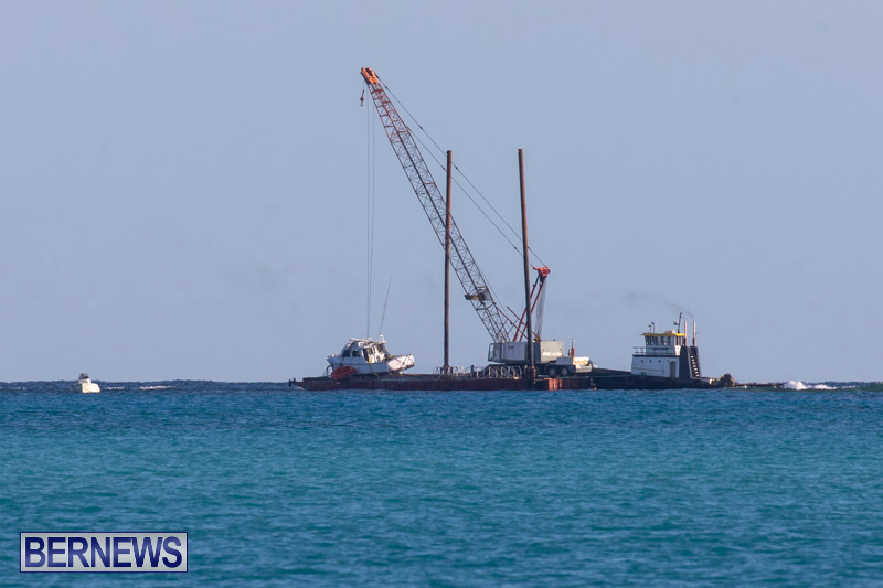 Sunken Fishing Boat Bermuda, February 11 2019-8622