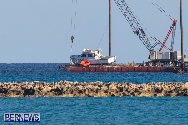 Sunken Fishing Boat Bermuda, February 11 2019-8625