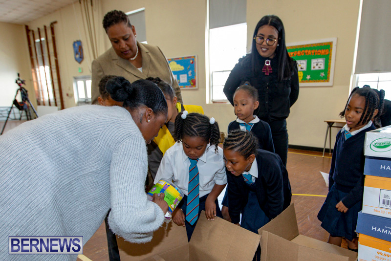 Support Public Schools Team Delivering Supplies Bermuda, February 27 2019-0774