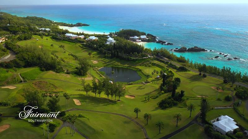 Turtle Hill Golf Course Bermuda Feb 2019