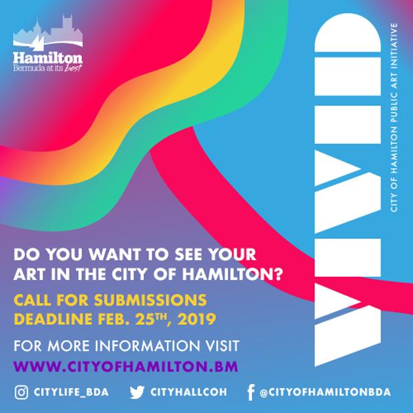 VIVID Art Initiative Bermuda Feb 2019