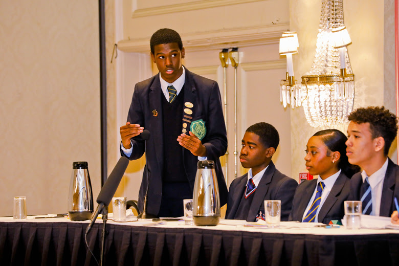 Youth Parliament Debate Bermuda Feb 2019 (3)