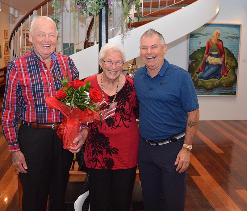loyal Bermuda visitors Feb 14 2019 Big Smile