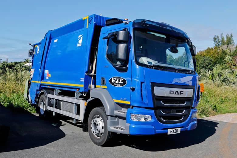 trash trucks Bermuda Feb 14 2019 (1)