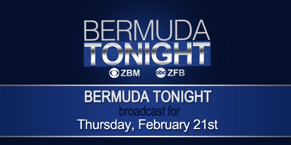 zbm 9 news Bermuda February 21 2019 TC