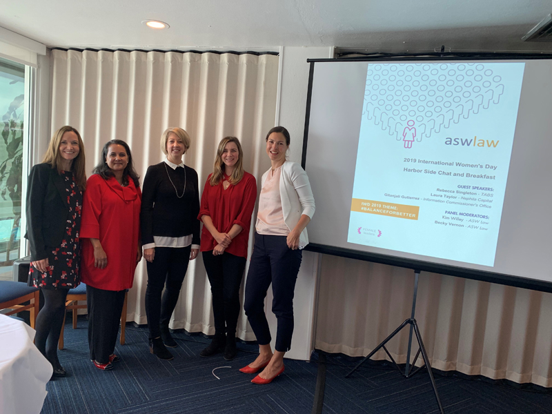 ASW's International Women's Day Bermuda March 2019 (2)