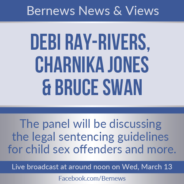 Bernews News & Views March 13 2019 2