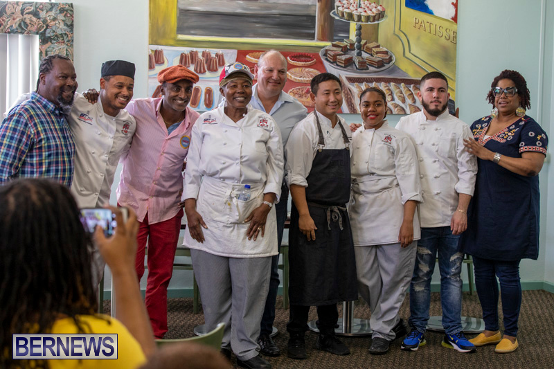 Chef Marcus Samuelsson 2nd Chef Competition Bermuda, March 30 2019-6708
