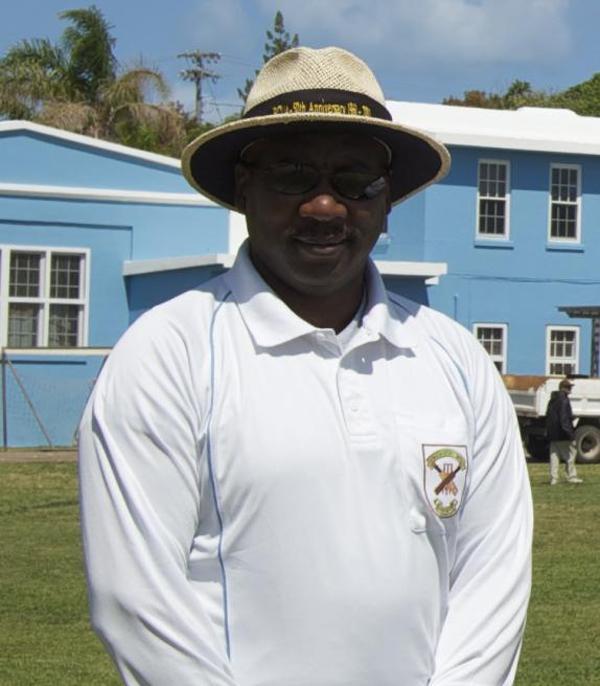 Emmerson Carrington Bermuda March 2019