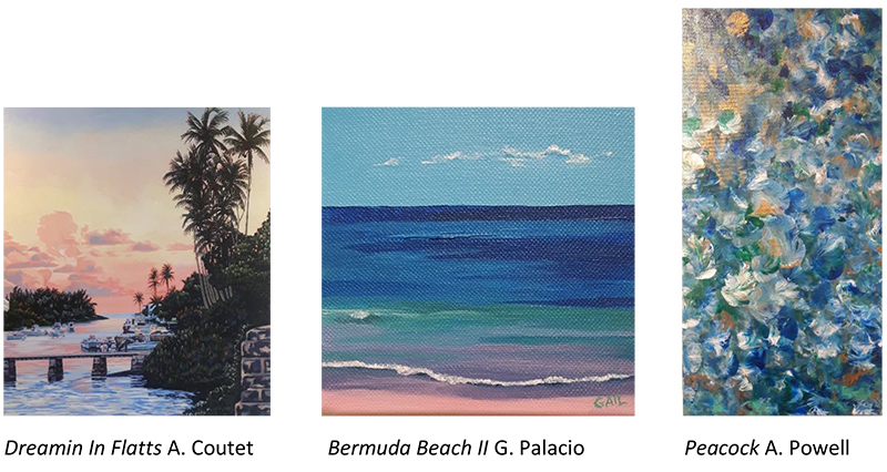 Gallery Spring Group Show Bermuda March 27 2019 1