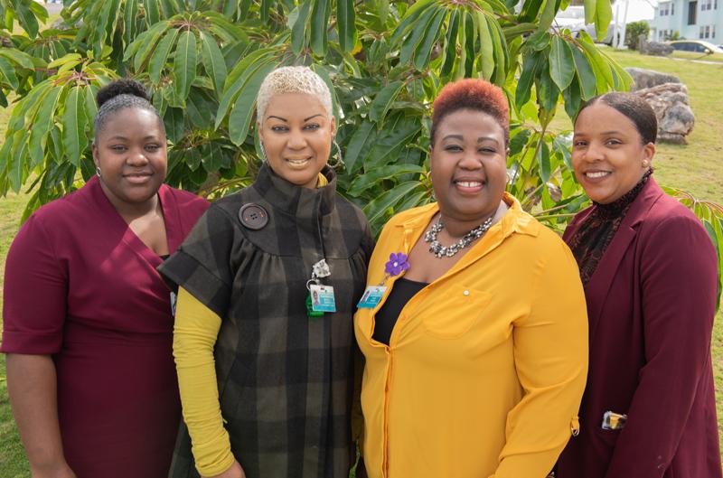 MWI Social Workers Bermuda March 2019