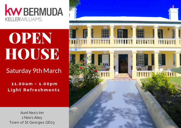 Open House at Aunt Nea's Inn Bermuda March 2019 (1)