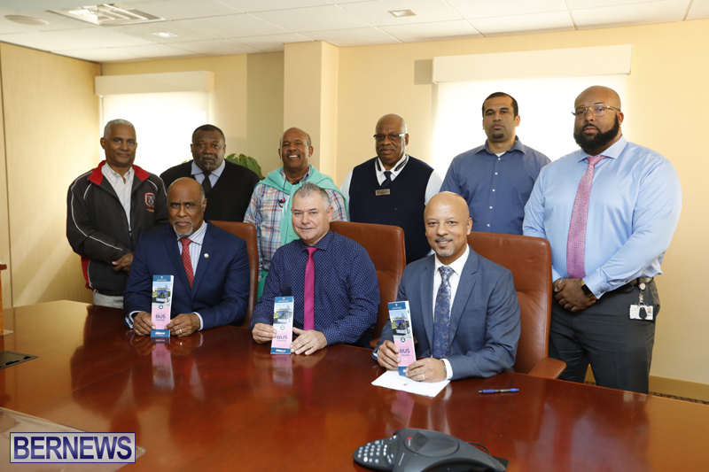 Press conference on new bus schedule Bermuda March 11 2019 (3)